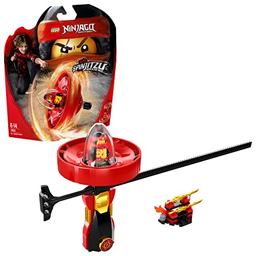 Lego Ninjago (IT- Kai-Maestro di Spinjitzu, Multicolore, 70633