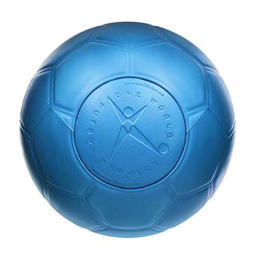 One World Play Project - Balón fútbol indestructible