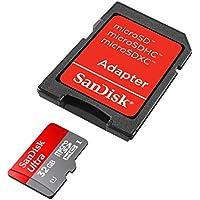 SanDisk Ultra Android Scheda di Memoria MicroSDHC 32 GB, 30