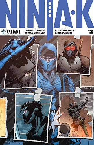 Ninja-K #2 (English Edition) eBook: Christos N. Gage, Tomás ...