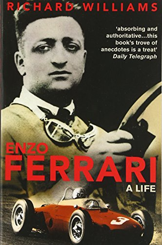 Enzo Ferrari: A Life por Richard Williams