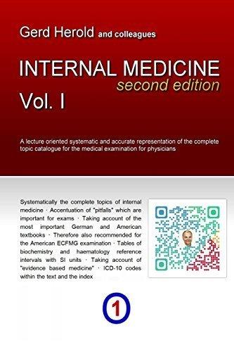 HEROLD's Internal Medicine (Second Edition) - Vol. 1 by Gerd Herold (2014-06-20)