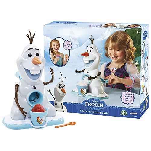 Giochi Preziosi- Disney Princess Crea La Tua Granita Gpezzi 18512 Cucina Supermercato Gioco 797, Multicolore, 8001444144680