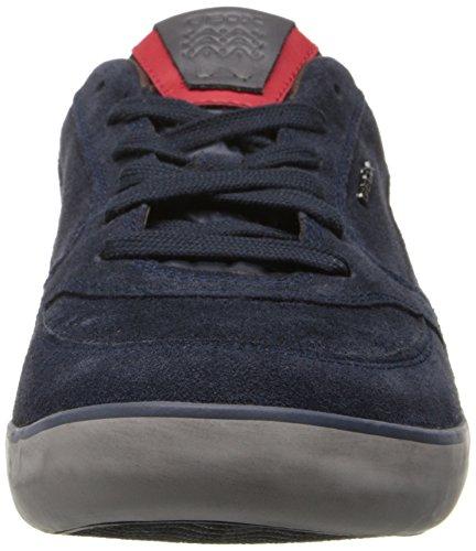 Geox U BOX Herren Sneakers Blau (DK NAVYC4021)