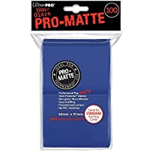 Ultra Pro Ultra proaccpro044-blue Abysse 100-count PC Pro-Matte Cubierta protectores (6,6x 9,1cm)