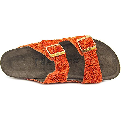 ARIZONA Classic Erwachsene Birkenstock Pantoletten FL Unisex 52533 Clogs Orange Persian 55TXFrnx