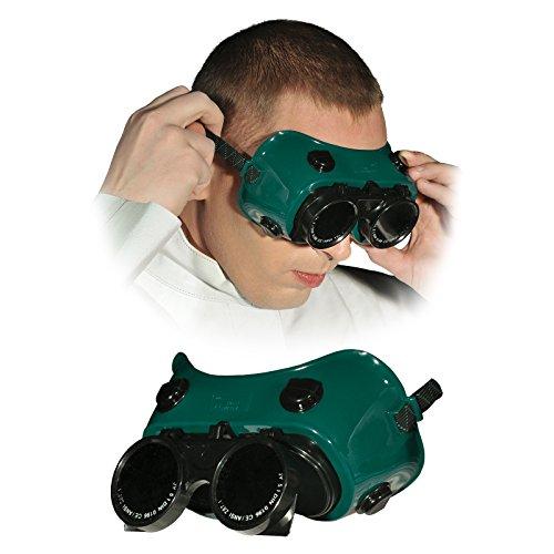 REIS SCHWEIßERBRILLE GOG-CIRCLE Korbbrille Schutzbrille Arbeitsbrille Augenschutz