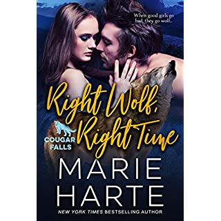 Right Wolf, Right Time (Cougar Falls Book 6)