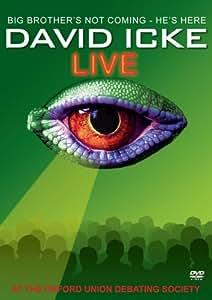 David Icke - Live at Oxford Union Debating Society [DVD]