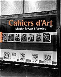 Cahiers d'art : Musée Zervos à Vezelay