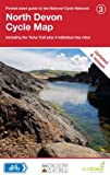 North Devon Cycle Map: Including the Tarka Trail Plus 4 Individual Day Rides (CycleCity Guides)