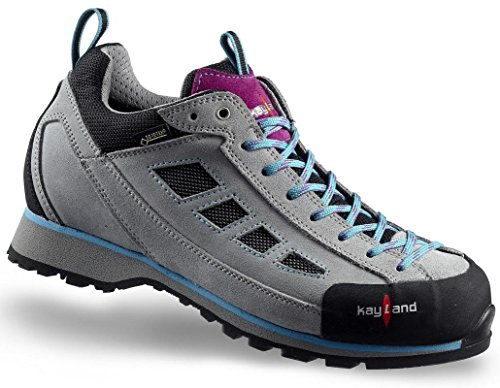 Kayland Chaussures Femme Spyder Ws Gtx Lghit-cyan Lghit-cyan