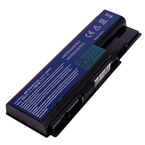 Laptop Akku für Acer Aspire 5310 5520 5710 5720 5920 5942 7220 7520 7540 7720 14.8V 4800mAh -