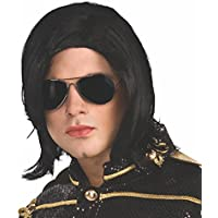 Michael Jackson Set con peluca y gafas (Rubies 51917)