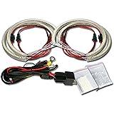 Image of akhan aep01–LED Angel Eyes luz de posición anillos nachrüstkit Adecuado para BMW E39