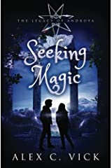 Seeking Magic: Volume 3 (The Legacy of Androva) Paperback
