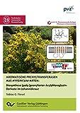 Aromatische Prenyltransferasen aus Hypericum-Arten: Biosynthese (poly-)prenylierter Acylphloroglucin-Derivate im Johanniskraut -