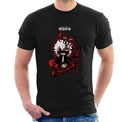 Tokyo Ghoul Blood Splatter Men's T-Shirt