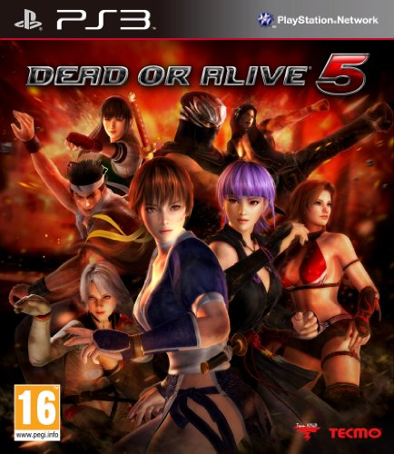 Dead or Alive 5 (PS3) [UK Import] (Ps3 Kampfspiele)