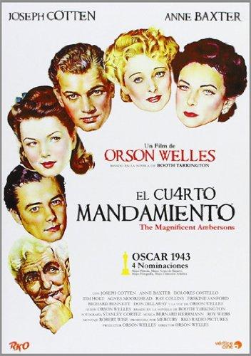 Der Glanz des Hauses Amberson / Magnificent Ambersons [Spanien Import]