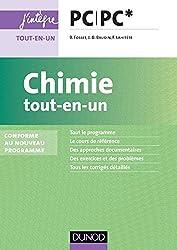 Chimie tout-en-un PC-PC* - 2e éd - nouveau programme 2014