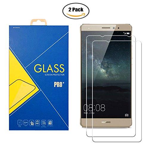 [2 Pack] Panzerglas Schutzfolie Huawei Mate S ( CRR-L09 ) - Gehärtetem Glas Schutzfolie Bildschirmschutzfolie für Huawei Mate S ( CRR-L09 )