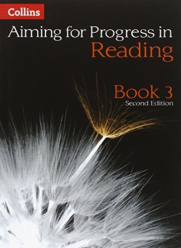 Aiming for - Progress in Reading: Book 3 by Caroline Bentley-Davies (2014-02-20)