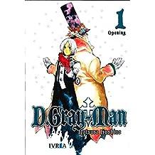 D.Gray Man 01