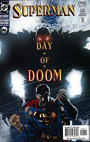 Superman Day of Doom 3: Funeral for a Friend