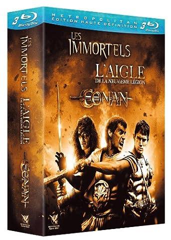 La Neuvieme Legion - Les Immortels + L'aigle de la neuvième