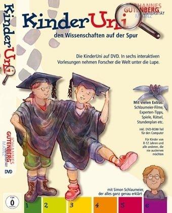 KinderUni-DVD - Den Wissenschaften auf der Spur