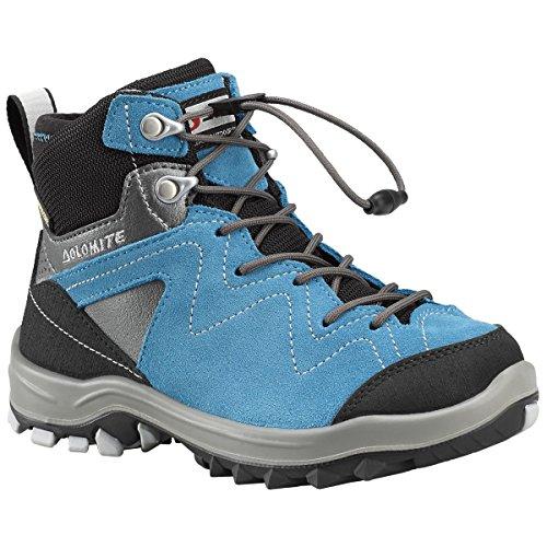Dolomite ,  Scarponcini da camminata ed escursionismo ragazzo Turchese