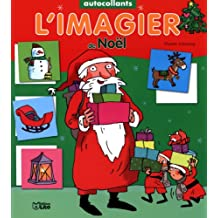 Collection Imagier : l'Imagier de Noël - 3 ans et +
