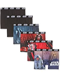 Star Wars Packx5, Boxer Homme, (lot de 5)