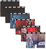 Star Wars Herren Badehose Boxer, 6er Pack, Mehrfarbig (Multicolor B3), Large