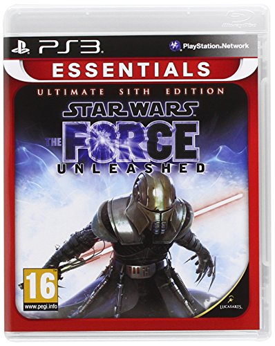 Star Wars: The Force Unleashed - Ultimate Sith Edition (Essentials) (PS3) (New)