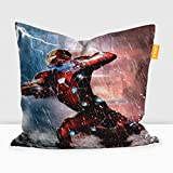 Best Disney Cots - Disney Iron Man Digital Printed Cushion Filled Review
