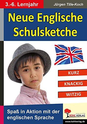 Neue Englische Schulsketche: Spaß in Aktion mit der englischen Sprache