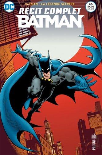 Récit complet Batman 06 Hommage à Len Wein