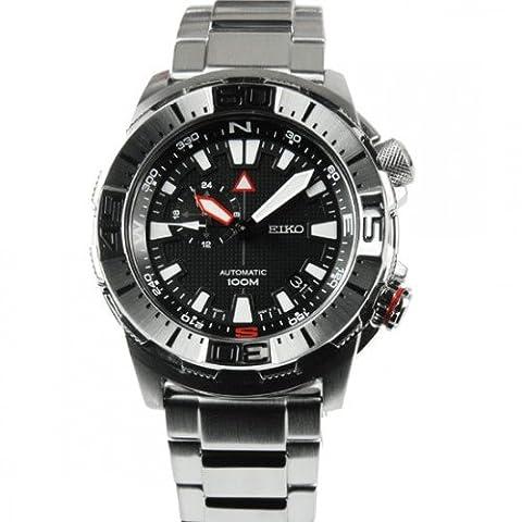 SEIKO 5 Sport SSA057J11 Military Uhr Automatic Herren Gents Watch