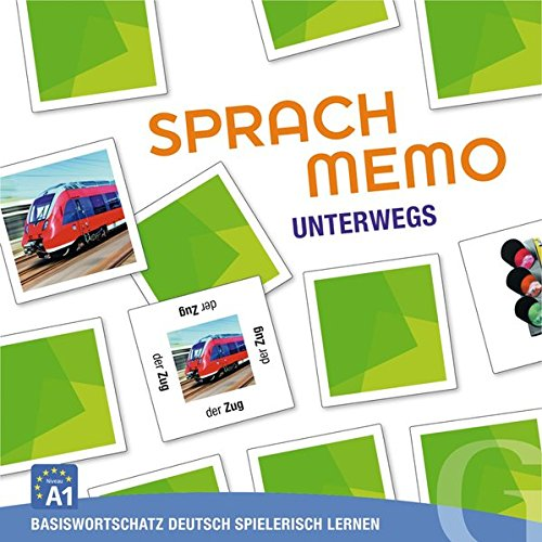 Sprachmemo Deutsch: Unterwegs (juego) (Miscel.)
