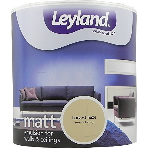 leyland-paint-water-based-interior-vinyl-matt-emulsion-harvest-haze-25-litre