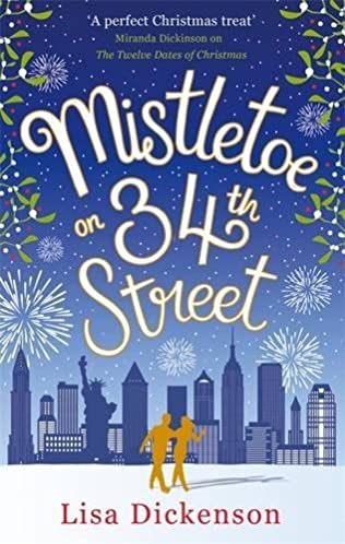 book cover of Mistletoe on 34th Street