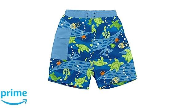 Royal Blau Schildkr/öte Journey I Play Pocket Badehose Schwimmwindel