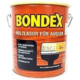 Bondex–L Emaille Holz Outdoor Dunkelgrau
