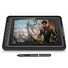 XP-Pen Artist10S Tablette Graphique Moniteur IPS 10 Pouces avec Stylet Passif Chiffon de Nettoyage et Gant Artiste
