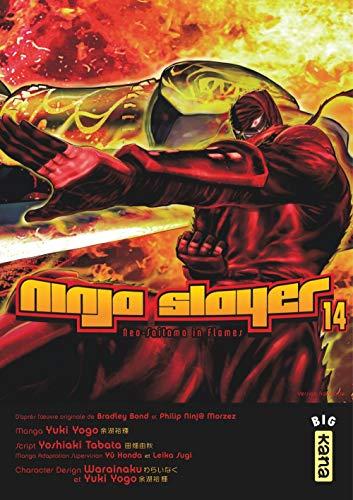 Ninja Slayer Edition simple Tome 14