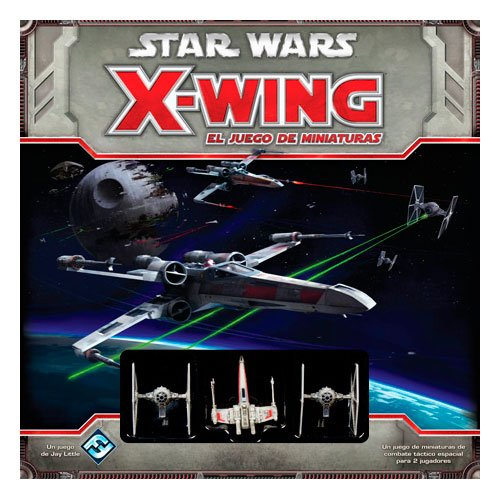 Star Wars - X-Wing, el juego de miniaturas (Edge Entertainment EDGSWX01)