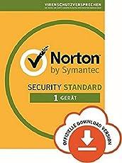Norton Security Standard 2018 | 1 Gerät | PC/Mac/iOS/Android |Kostenlos testen