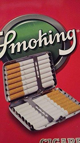 & SMOKING PORTASIGARETTE METALLO recensioni dei consumatori